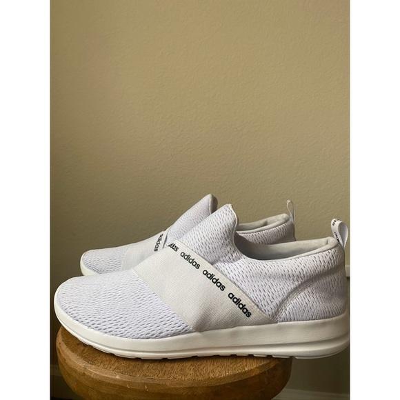 Adidas cloudfoam refine adapt slip on shoes